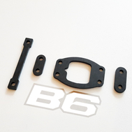B6/B6D +2mm rear gearbox shim set