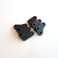 B64 Steering block arms