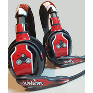 EARTEC Headphone decals