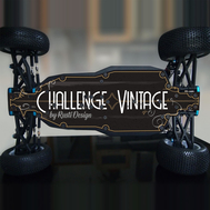 Challenge Vintage chassis protective sheet