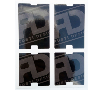 B6/B6D Sensor hiding sticker