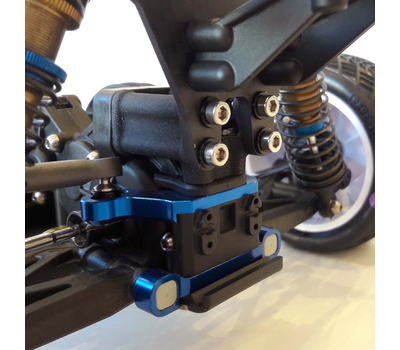 B6/B6D rear shock tower spacer