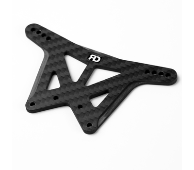 RC10 Rear Graphite Shock Tower