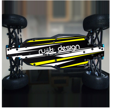 Rusti Design chassis protective sheet 2